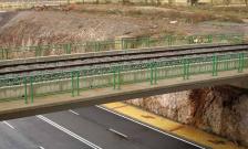 SUPRESIÓN DE PASO A NIVEL EN PK 335 DE LA LÍNEA FÉRREA MADRID - VALENCIA DE ALCÁNTARA (EXTREMADURA).