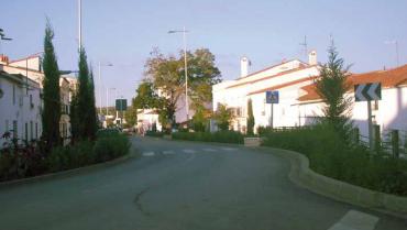 ACONDICIONAMIENTO DE LA N-435, TRAVESÍA DE FREGENAL DE LA SIERRA. (EXTREMADURA).