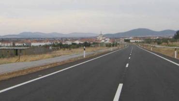 REFUERZO DEL FIRME DE CTRA. EX-103, HIGUERA - CRUCE RETAMAL (EXTREMADURA)