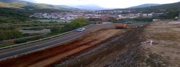 ACONDICIONAMIENTO DE LA CRTA. N-110 ENTRE NAVACONCEJO Y TORNAVACAS. (EXTREMADURA)