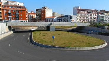 MEJORA DE PASO DE FERROCARRIL DE LA LÍNEA MÉRIDA - PUERTOLLANO EN VILLANUEVA DE LA SERENA (EXTREMADURA).