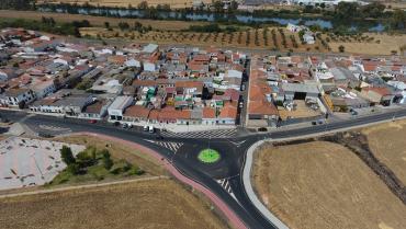 Refuerzo y Mejora de C.P. BA-058 Don Alvaro a Mérida.